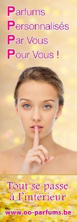 """Cette photo montre parfaitement que les Eaux de Parfum que vous allez créer lors d'un Atelier de Parfums, en notre parfumerie ou chez vous, seront UNIQUES car nous gardons la formule secrète.  Le """"Tout se passe à l'intérieur"""" vous invite à réfléchir à votre personnalité car il en sera le reflet perçu par les autres quand ils le sentiront !"""